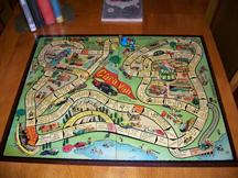 vintage boardgame