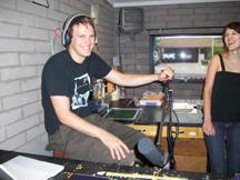 Adam - our pod-casting, audio assisting guru