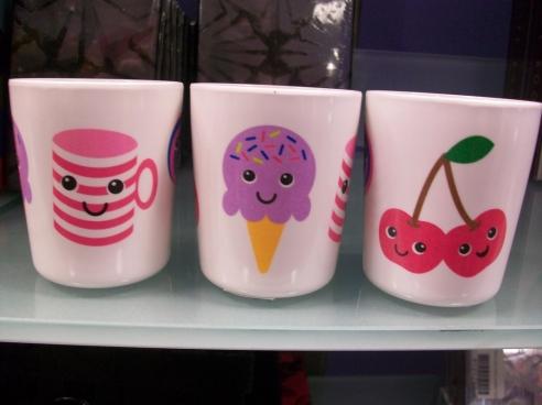 Super little cups