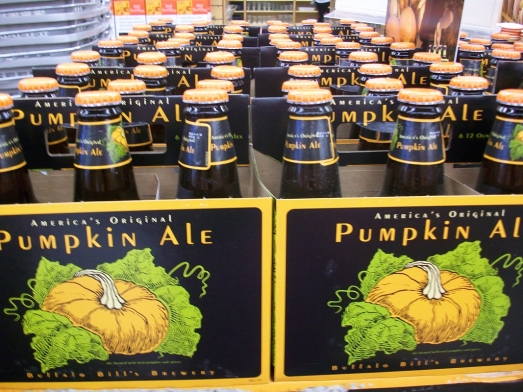 mmmm pumpkin ale