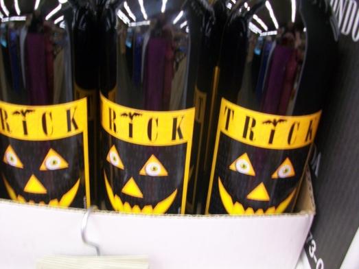 """""""Trick"""" wine"""