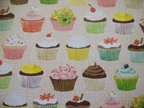 Nook & Pantry - Cupcakes by Basic Grey