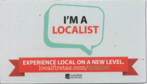 Localist BusinessCard
