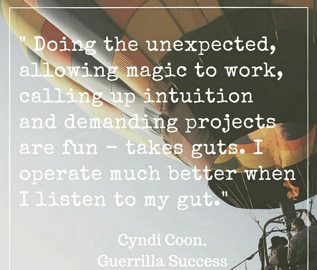guerilla-sucess-quote-by-cyndi-coon